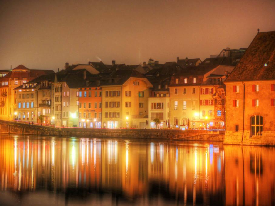 Solothurn Aarequai
