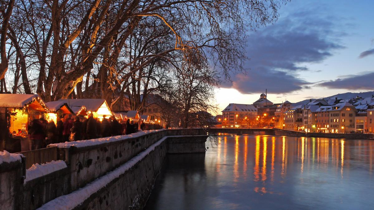 Weihnachten in Solothurn