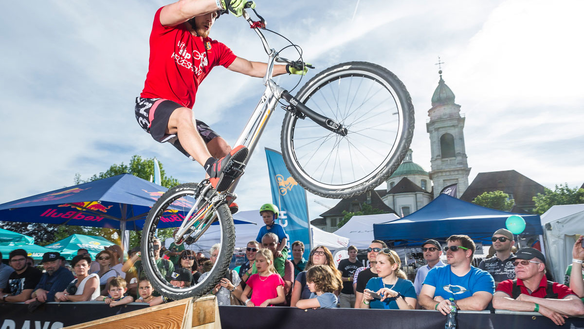 Bike Days Solothurn, Trial Show