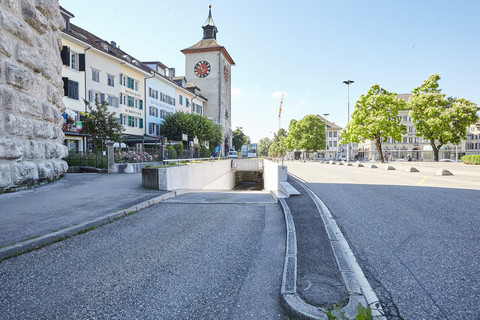 Parkhaus Bietor, Solothurn