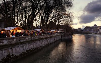 Medienbild Weihnachtsmarkt Solothurn