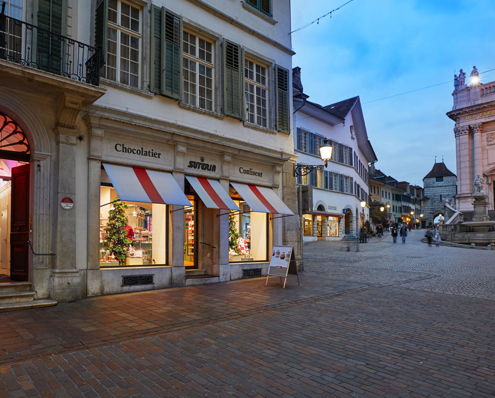 Confiserie Suteria Solothurn