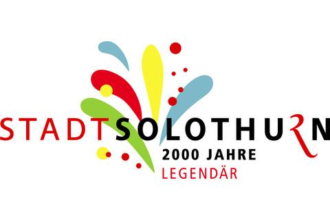 Logo 2000 Jahre Solothurn