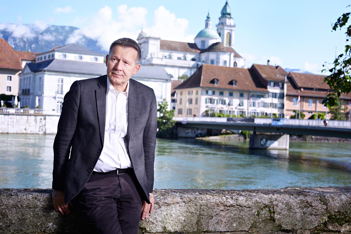 Christof Gasser - Solothurn-Krimis