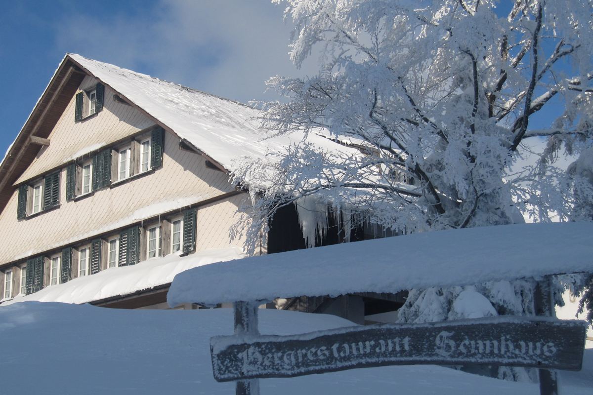 Bergrestaurant Sennhaus Weissenstein