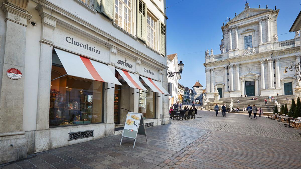 Confiserie Suteria, Solothurn