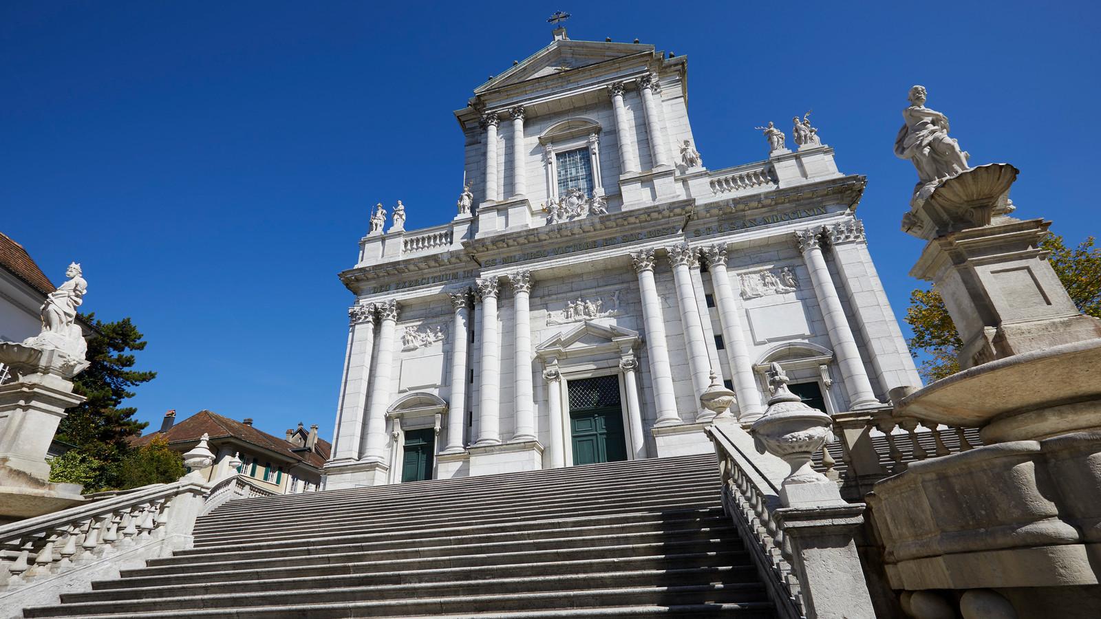 Medienbild St. Ursen-Kathedrale