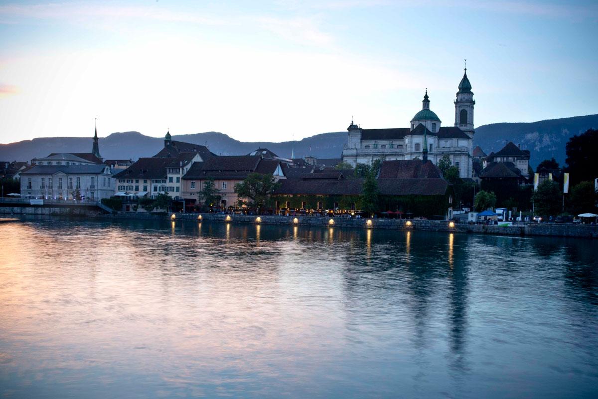 Solheure Bar Restaurant Lounge, Solothurn