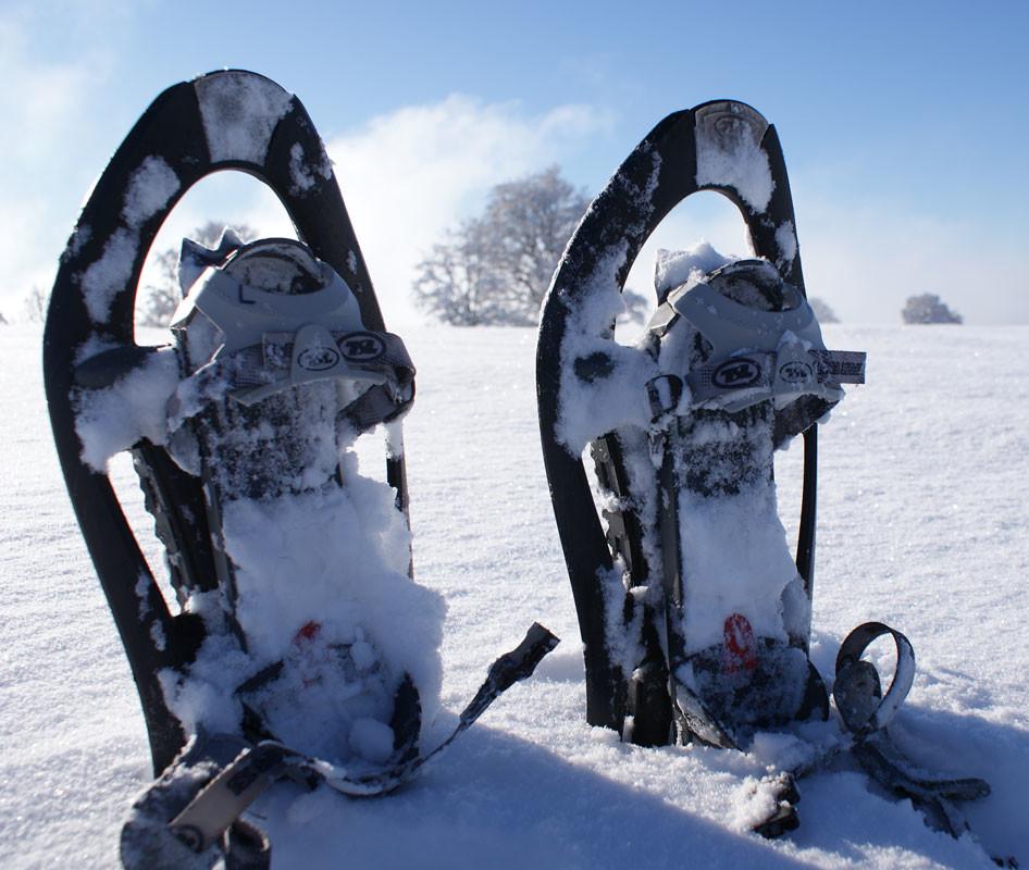 Grenchenberg Schneeschuhe