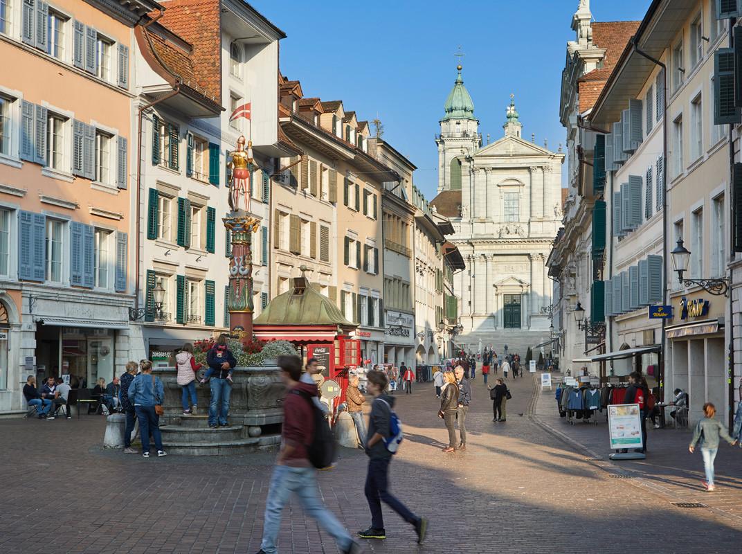 Hauptgasse Solothurn