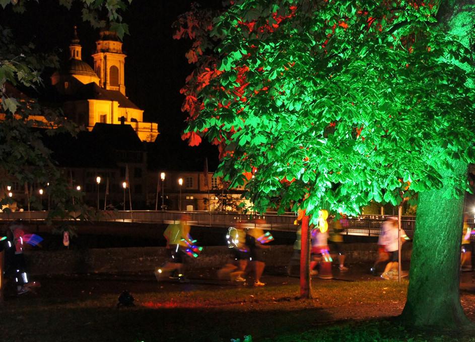Saucony Light Run in Solothurn