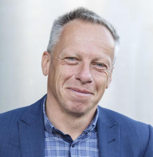 Balz Bruder,  Chefredaktor der Solothurner Zeitung