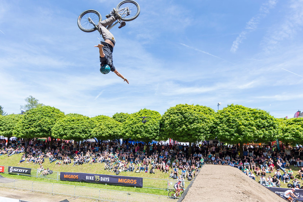 Bike Days Solothurn, Dirtjump