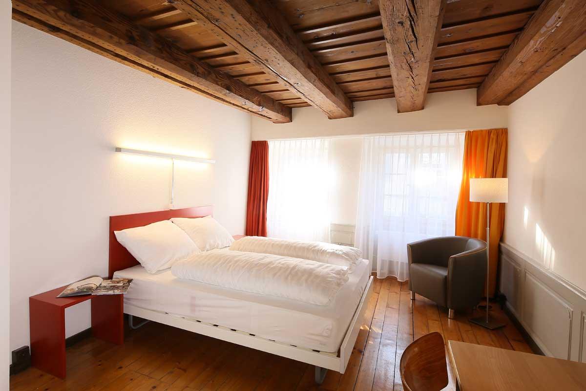 Hotel Roter Ochsen, Solothurn, Doppelzimmer