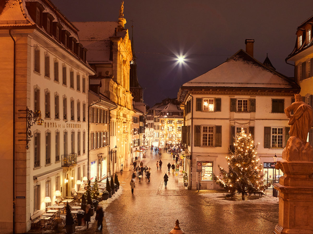 Altstadt Solothurn, Advent