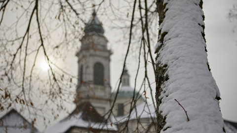 Winter in Solothurn