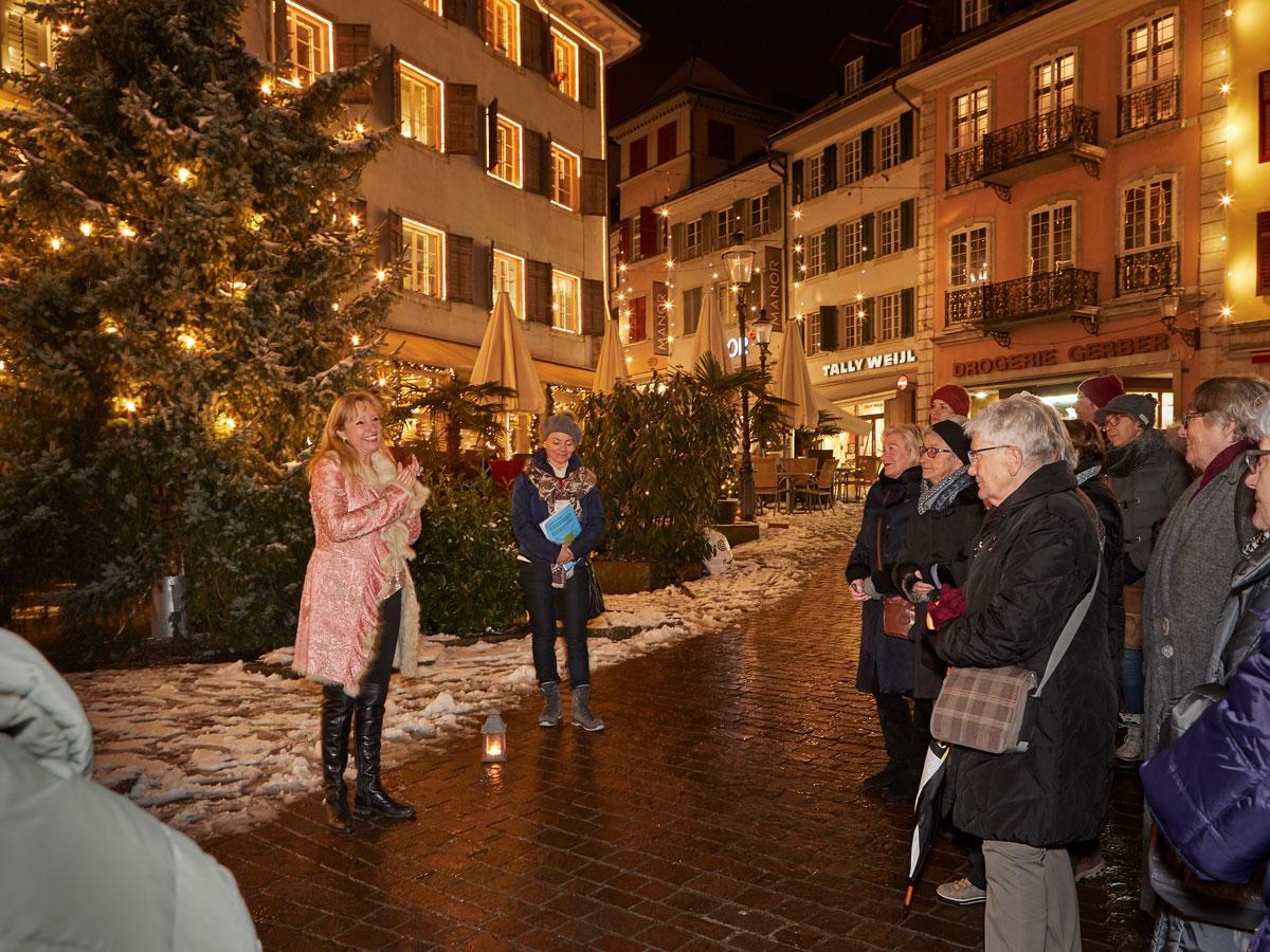 Adventsführung in Solothurn